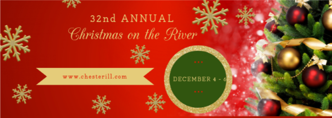 Christmas on the River Page | Chester, Illinois